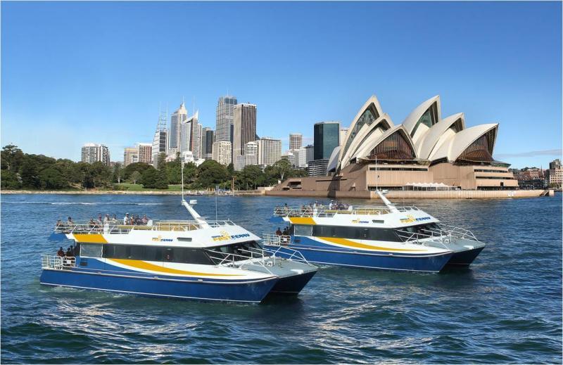 Bass- und Flinders-Kreuzfahrten